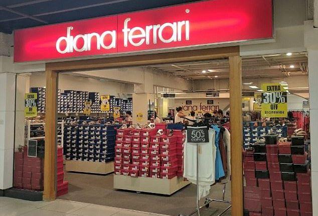 Where to Buy Diana Ferrari Shoes Australia